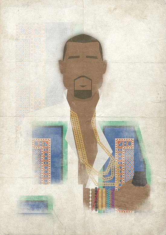 Kanye West Highsnobiety Kanye West West Art Kanye