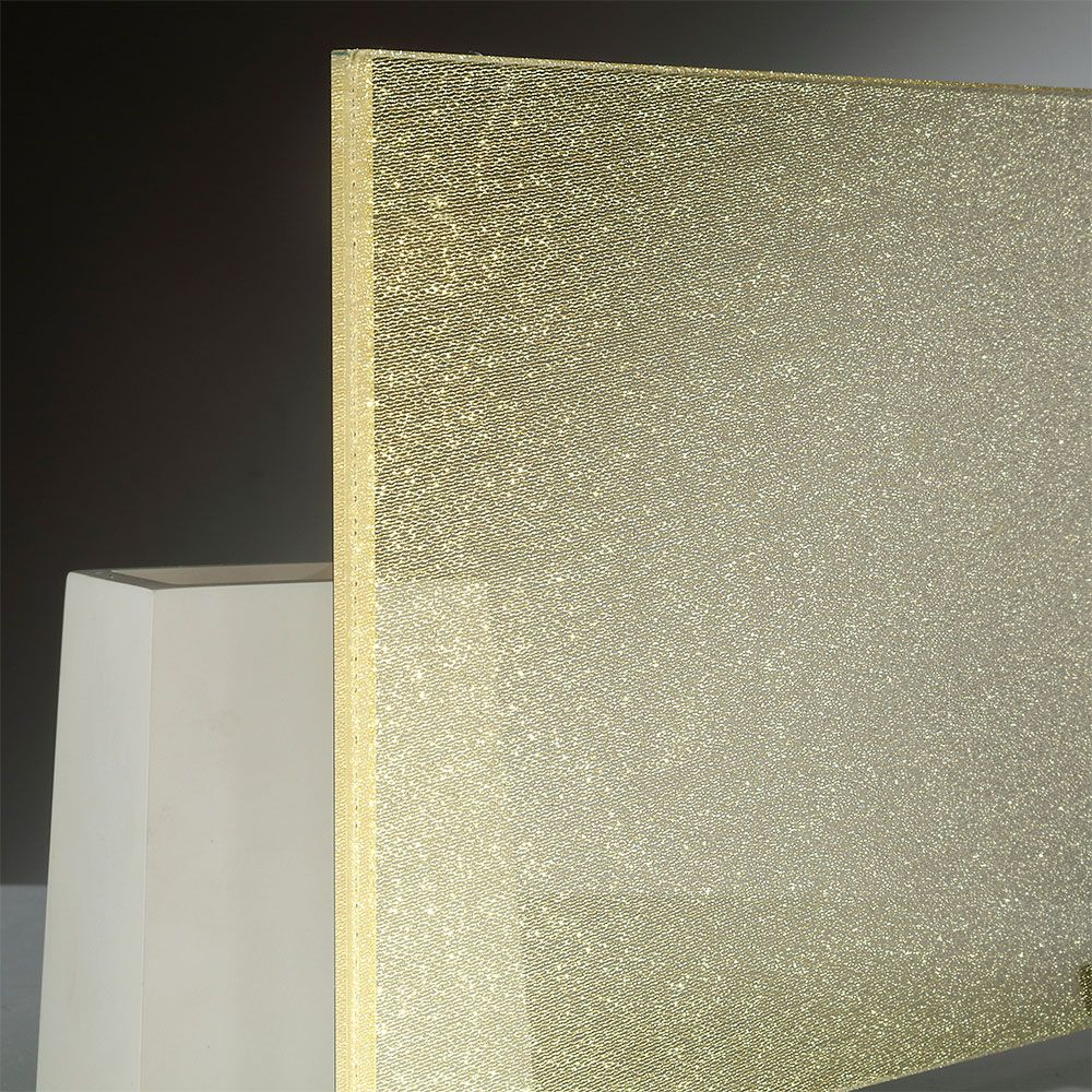 The collection VB Luxury represents laminated glass with inside ...