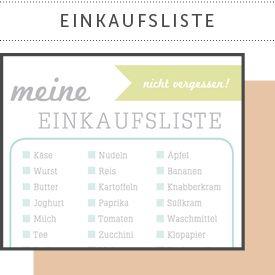 download einkaufsliste deutsch planung pinterest einkaufsliste deutsch und haushaltstipps. Black Bedroom Furniture Sets. Home Design Ideas