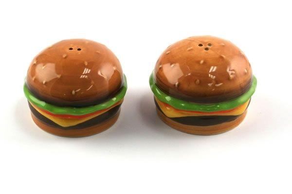 Bobs Burgers Salt and Pepper Shaker Set
