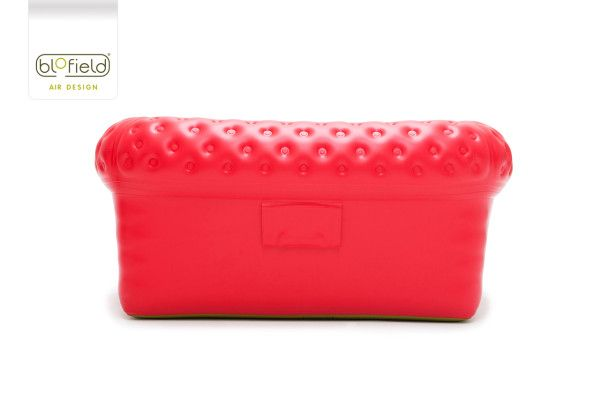 strawberry! Blofield Air Design Inflatable Outdoor Furniture
