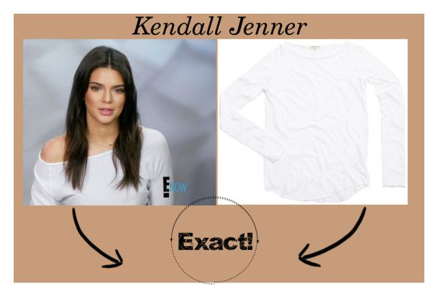 """""""Kendall Jenner"""" by kendall-jenner-style ❤ liked on Polyvore featuring beauty"""