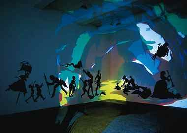 kara walker darkytown rebellion - Google Search | Art | Pinterest ...