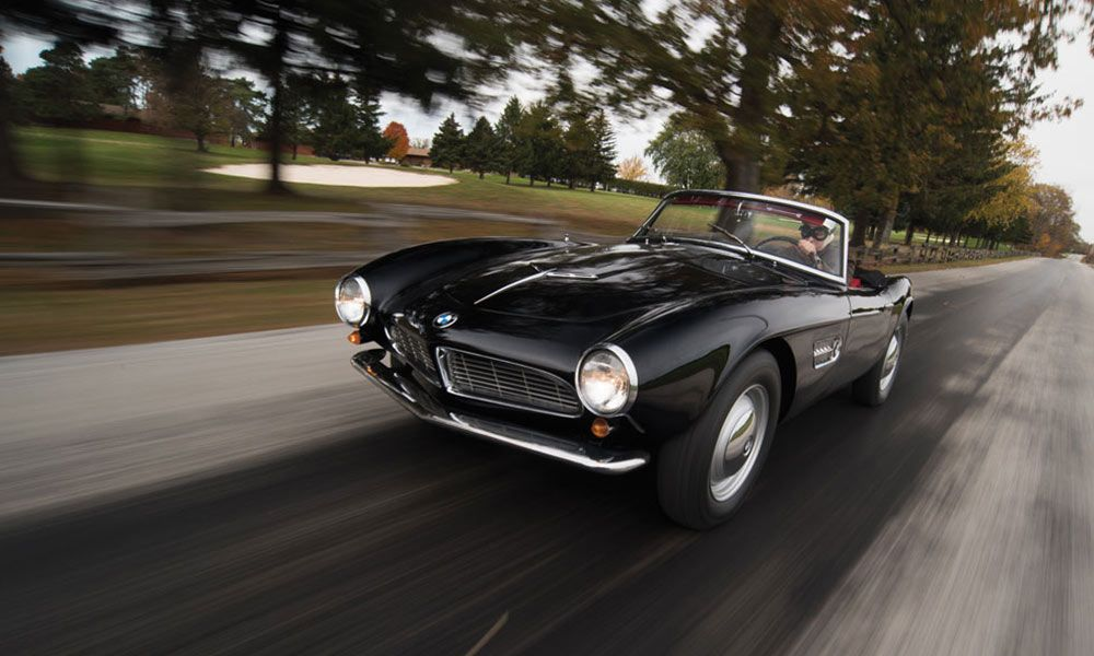 Rare 1959 BMW 507 Roadster Up for Auction | BMW, Cars and Vehicle