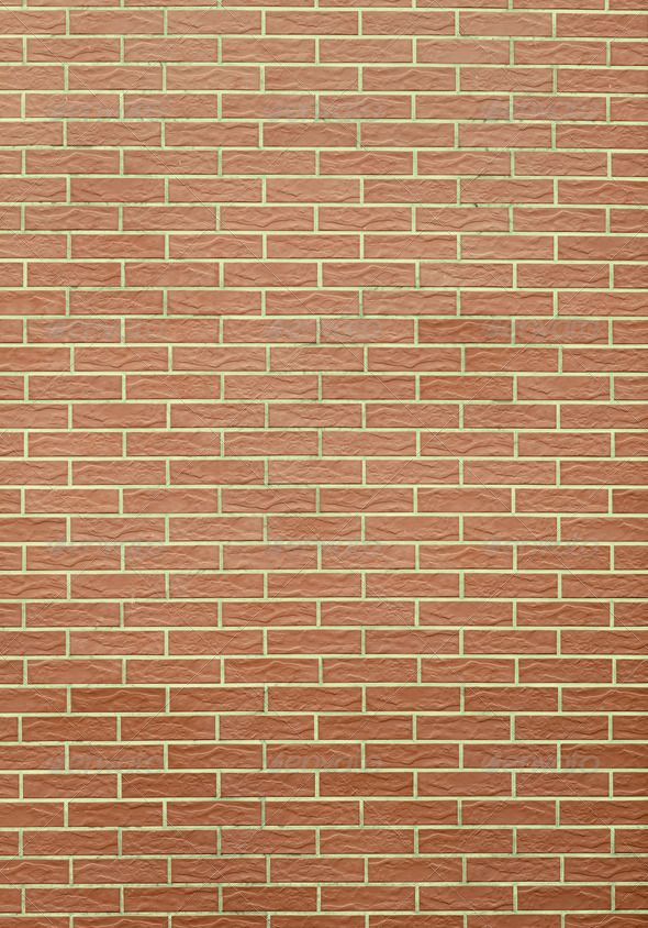 Closeup Of Red Brick Wall As Background Or Texture Vectors Pictures