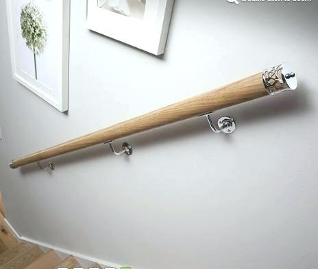 Best Stair Handrails Wall Mounted Wood Stair Handrail 400 x 300