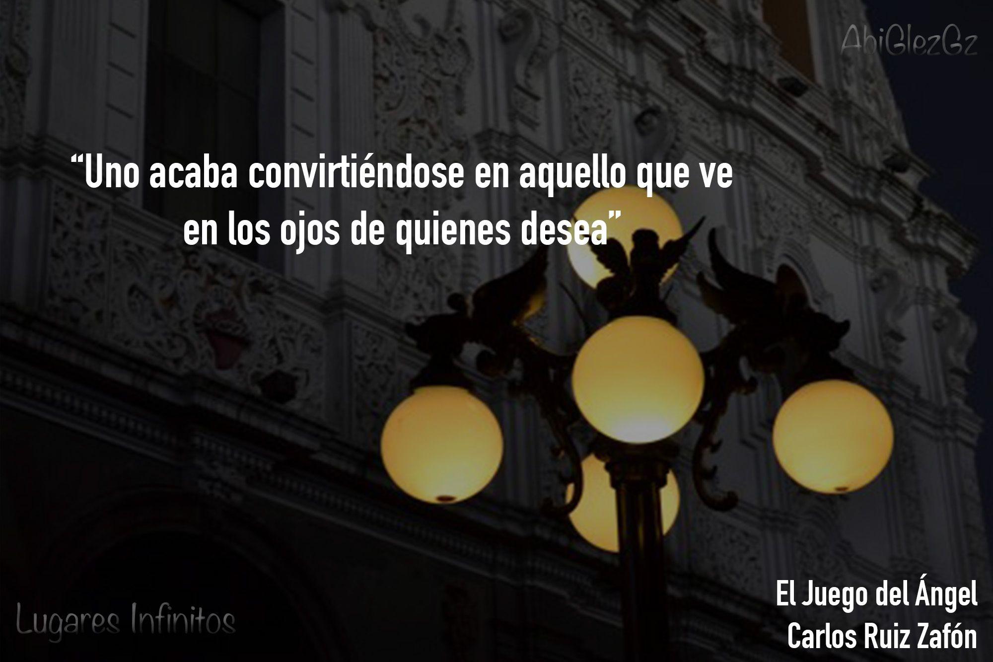 El Juego Del Angel Book Quotes Happy Quotes Quotes