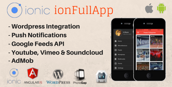 Ionfullapp gives you the bootstrap you need in order to build your ionfullapp gives you the bootstrap you need in order to build your next phonegap cordova pronofoot35fo Choice Image