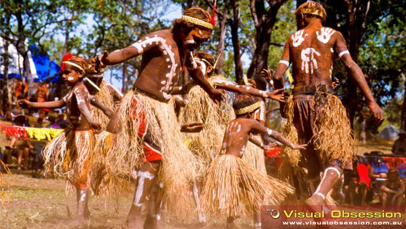 Indigenous dance and cultural festival is held at laura for Australian traditions