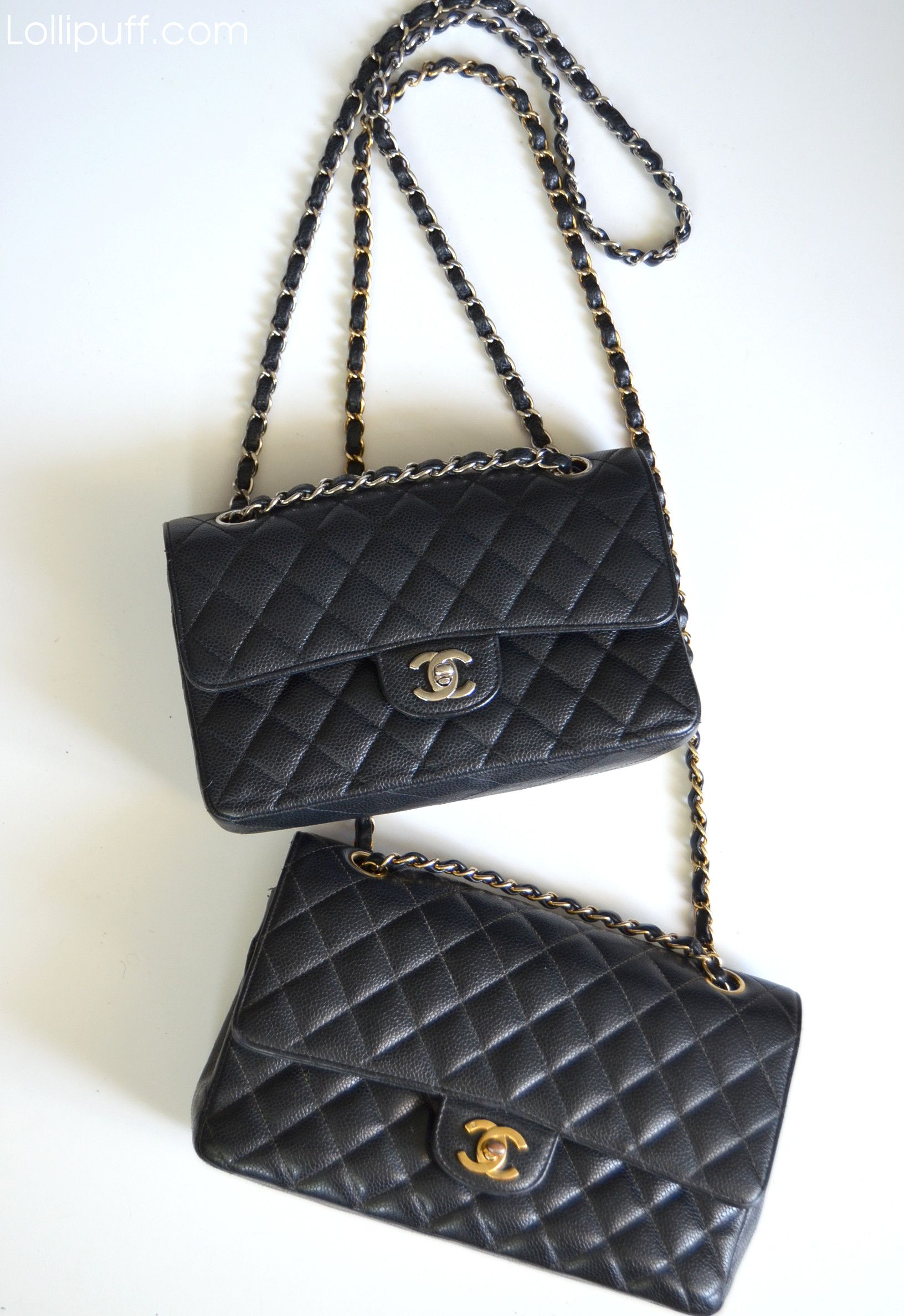 The Chanel double flap is arguably the most iconic designer bag ... : chanel quilted small bag - Adamdwight.com
