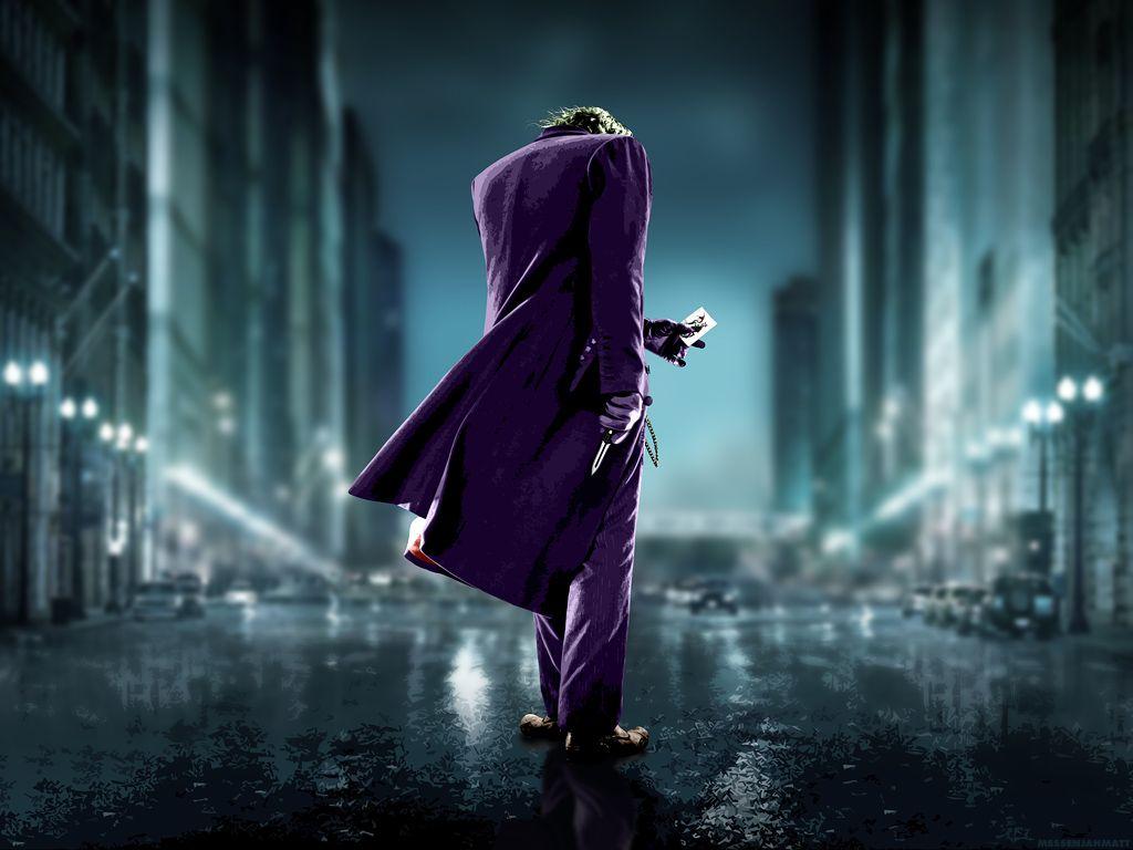 Joker Dark Knight Wallpapers Wallpaper
