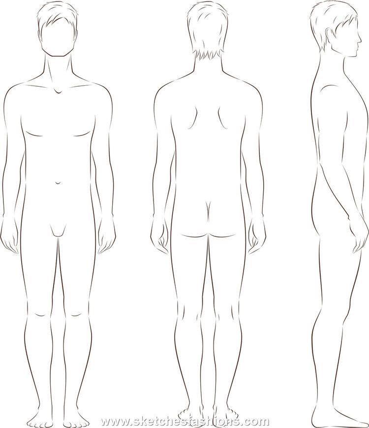 Pin De Juanjo Ink En Figurs Silueta Hombre Figurines De Moda Figurin De Hombre