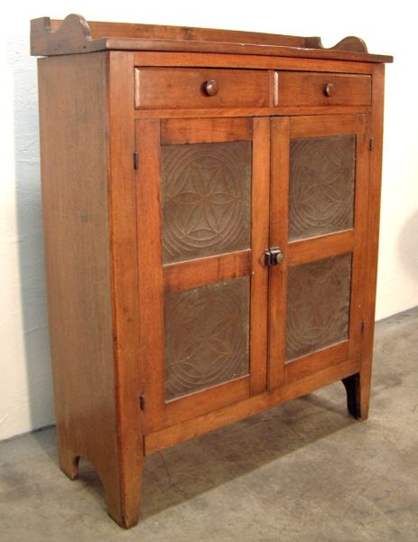 Antique Pie Safe Prices | Antique and Vintage Online Price Guide - Antique Pie Safe Prices Antique And Vintage Online Price Guide