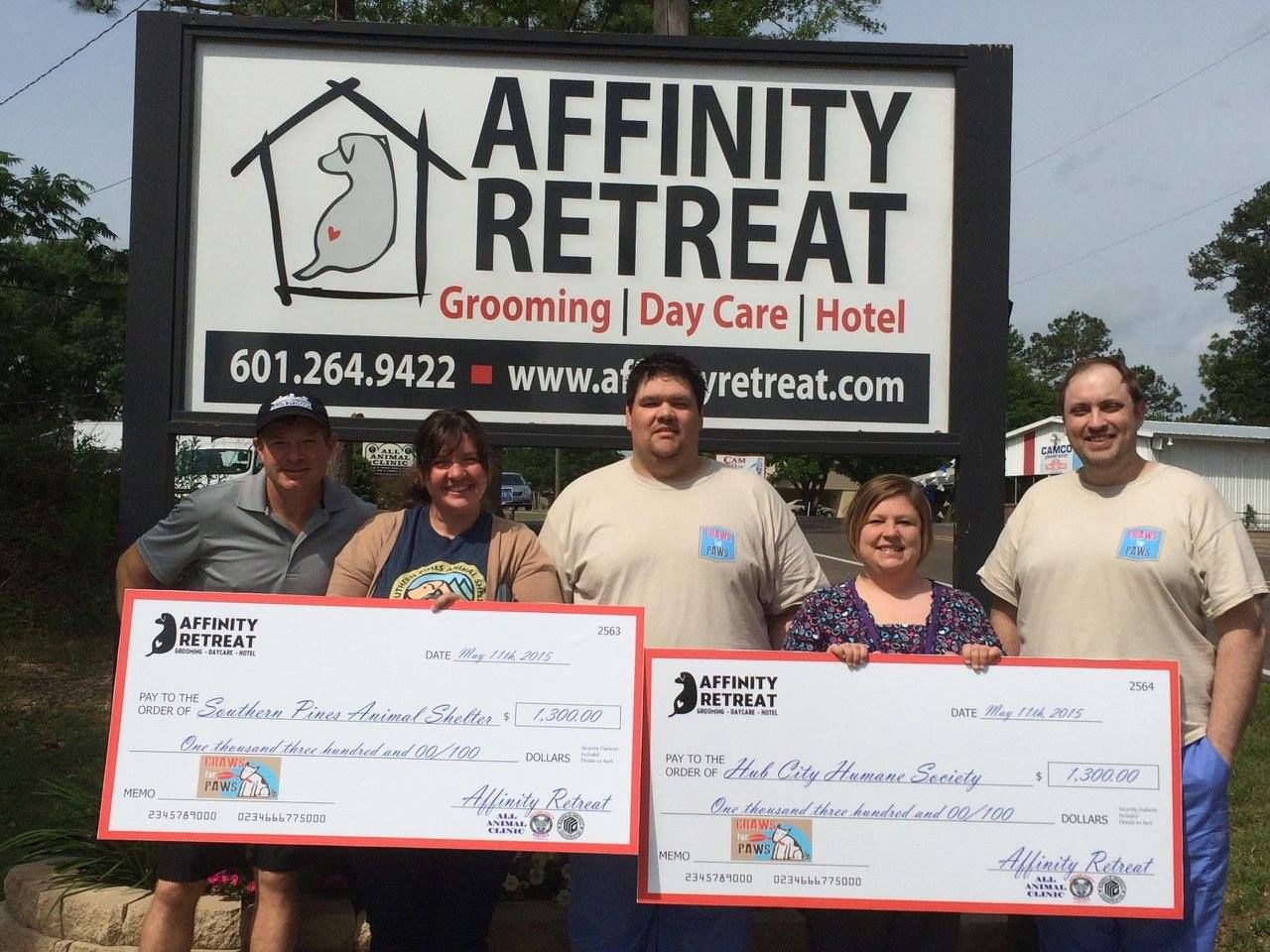 Affinity Retreat Pet Care Grooming, Daycare and Hotel
