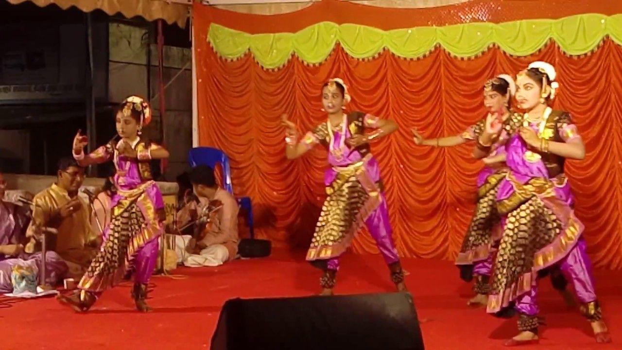 Bharatanatyam performance by School Children | Classical