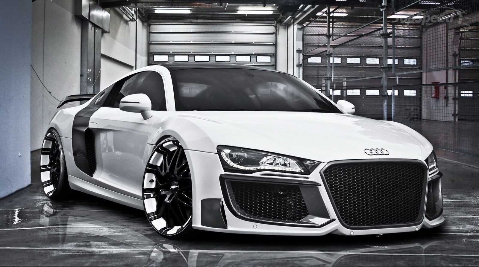 Attirant 2013 Audi R8 By Regula Exclusive | Car Review @ Top Speed