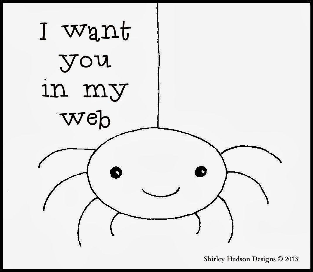 Spider Web Freebie Design