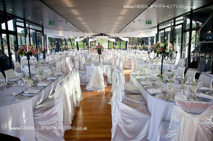 I want my wedding reception on a boat