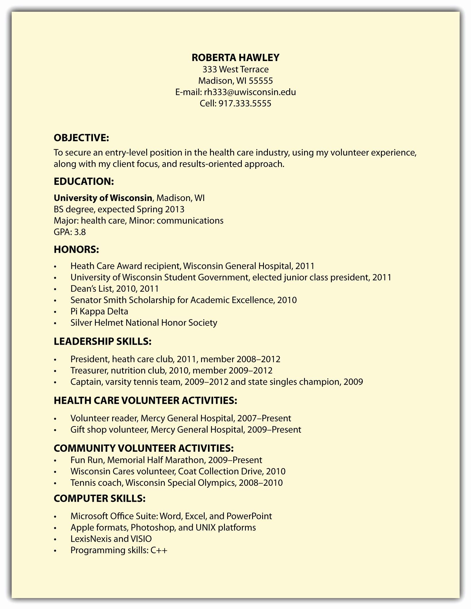 F B Resume Format Resume Format Resume Objective Examples Functional Resume Resume Examples