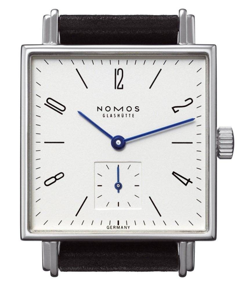 Nomos Glashutte Watch Tetra Glasboden #bezel-fixed #brand-nomos-glashutte #case-depth-6-3-mm #case-material-steel #case-width-29-5-mm #delivery-timescale-call-us #dial-colour-white #gender-mens #luxury #movement-manual #subcat-tetra #supplier-model-no-406 #warranty-nomos-glashutte-official-2-year-guarantee
