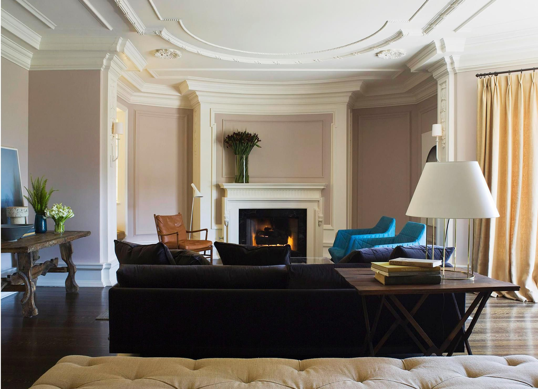 Cl sico salas living room pinterest clasicos y for Livings clasicos