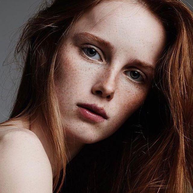 Capelli rossi: le tendenze delle top model a cui ispirarsi ...