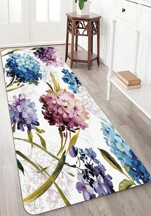 Bath rugs are essential - bath mats make cold tile floors ...