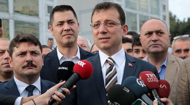 Ordu Valiliği, İmamoğlu ve beraberindekilerin, Ordu-Giresun Havalimanı'ndaki VIP Salonunu kullanmak istemeleri neticesinde meydana gelen olaylarla ilgili suç duyurusunda bulundu.