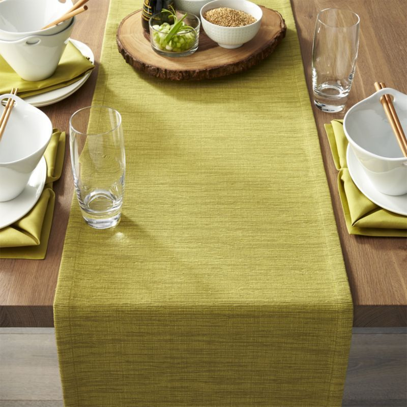 Attractive Complete Your Table With Table Runners From Crate And Barrel. Browse A