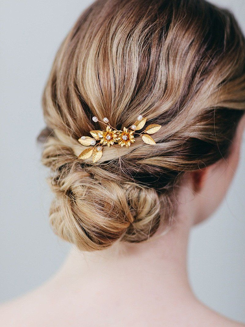 indra comb   independence grove   bride hair accessories