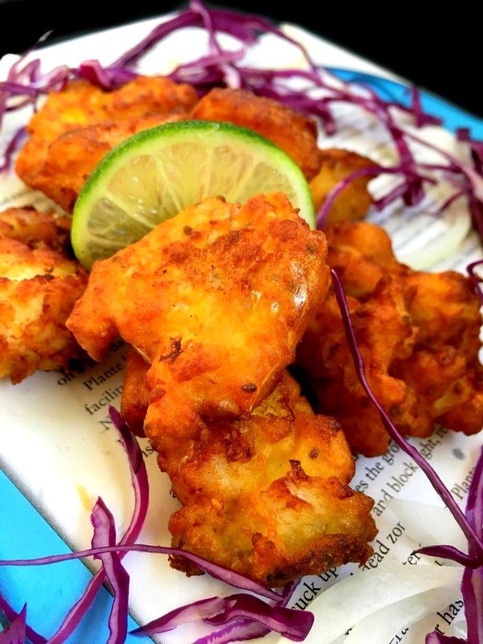 Amritsari Fish Indian Style Battered Fish Recipe Indian Fish Recipes Pakora Recipes Fish Recipes Indian Style