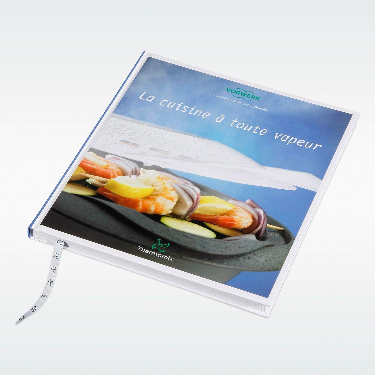 livre la cuisine toute vapeur pour thermomix - Livres De Cuisine Thermomix
