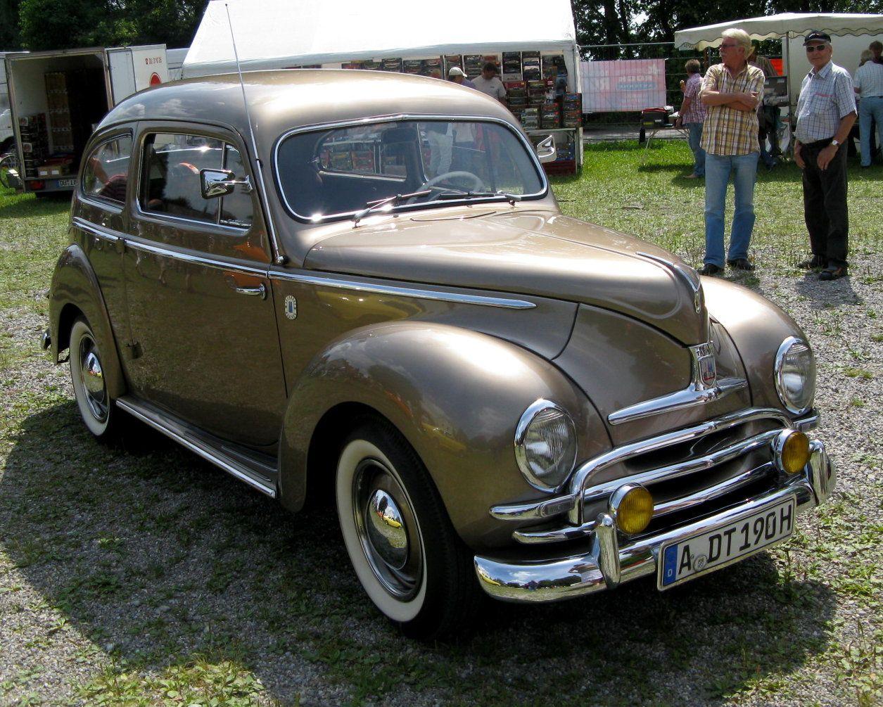 1951 Ford Taunus Carros Kombi Carros Antigos