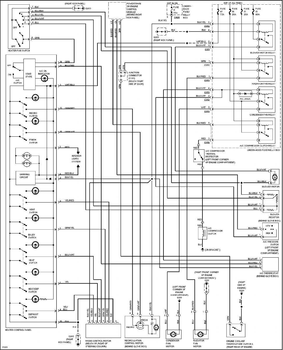 1997 honda civic electrical diagram wiring diagrams 1997 honda civic distributor wiring diagram 97 honda civic distributor wiring [ 973 x 1201 Pixel ]