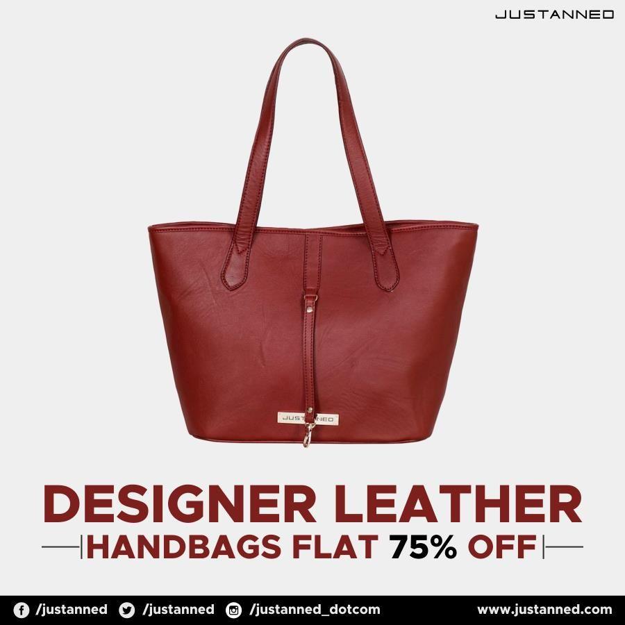 Brown Leather Handbags Online India - HandBags 2018