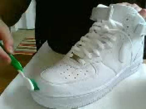 Air Force Ones cleaning | Air force one