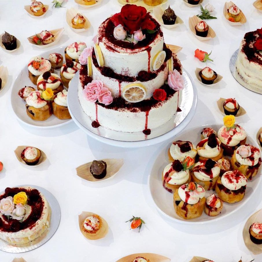 unique cakes by Auckland baker The Caker