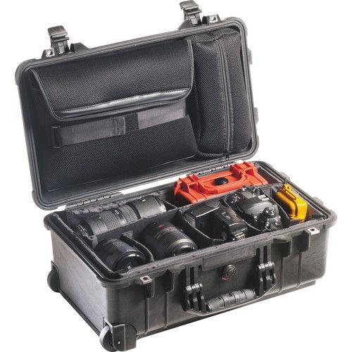 Pelican 1510SC Studio Case (Black) 1510-007-110 B&H Photo