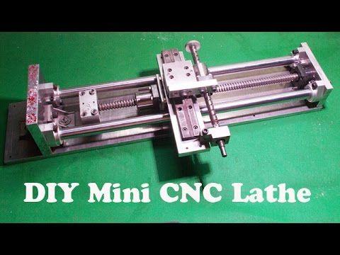 how to make a mini metal lathe