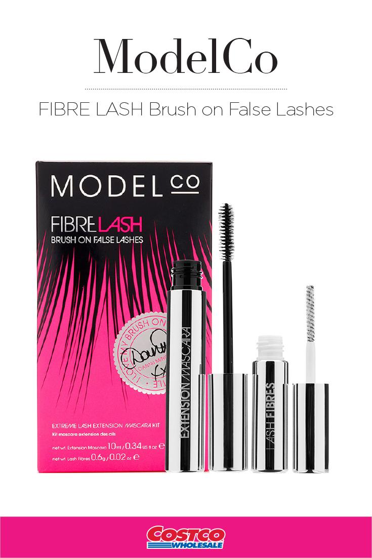 The Award Winning Fibre Lash Mascara Gives Lashes A False Lash Effect Fiber Lash Mascara Fiber Lashes Lashes