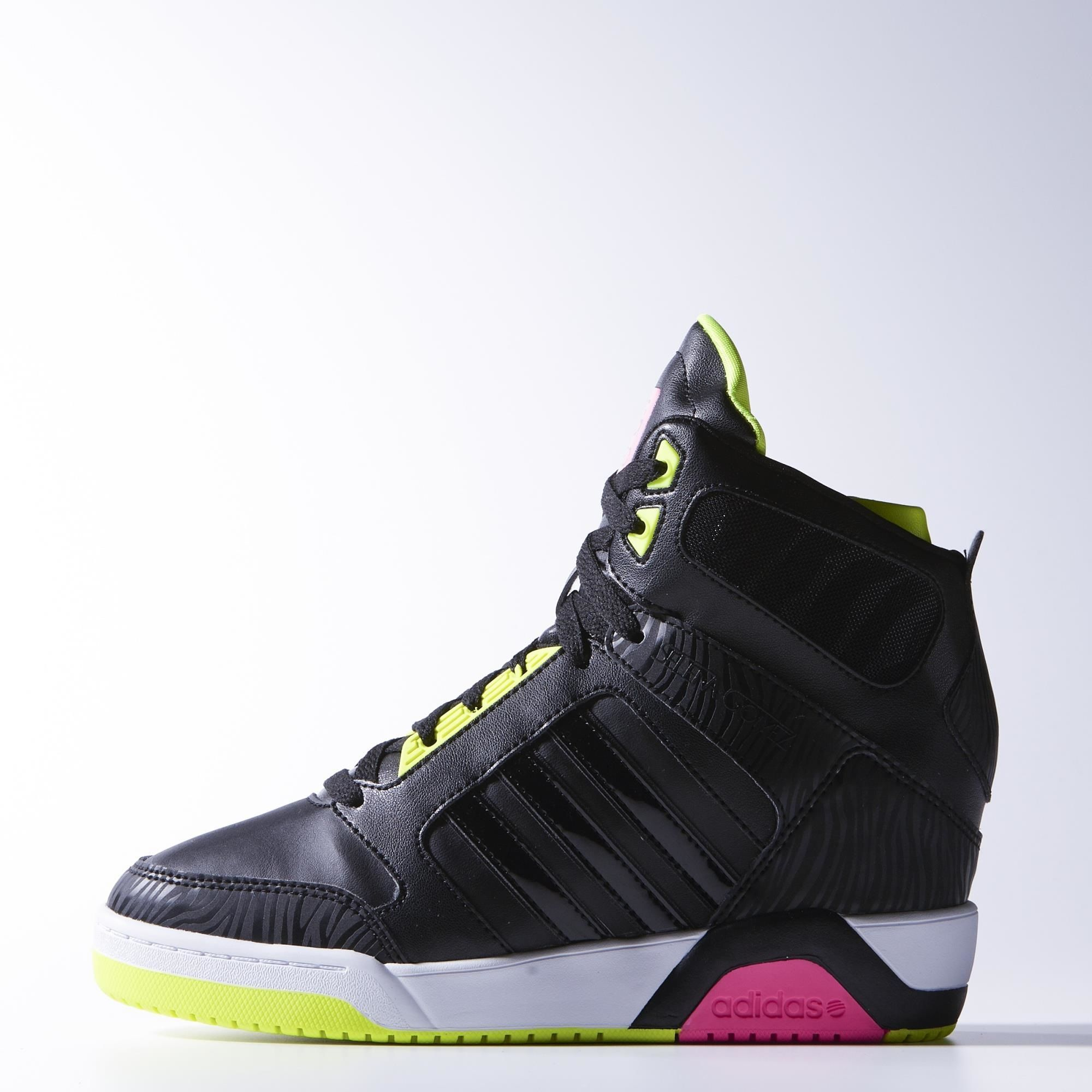 newest 3dd3d 89570 adidas Zapatos de Tacón NEO BB9TIS Selena Gomez - Negro   adidas Argentina