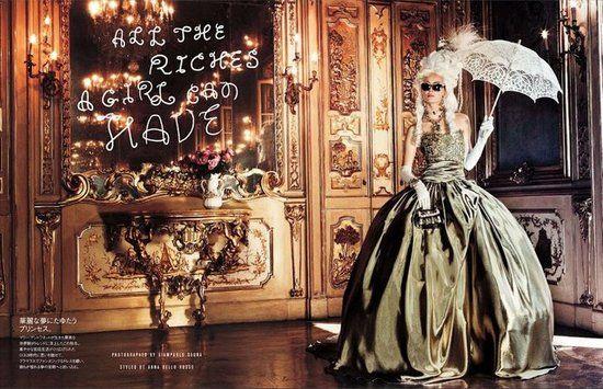 Maria Antonietta, da regina di Francia a icona di stile senza tempo