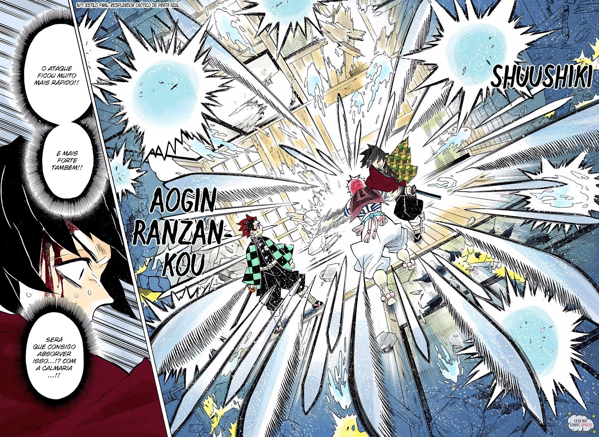 Kimetsu No Yaiba Capitulo 152 Union Mangas Anime Slayer Demon