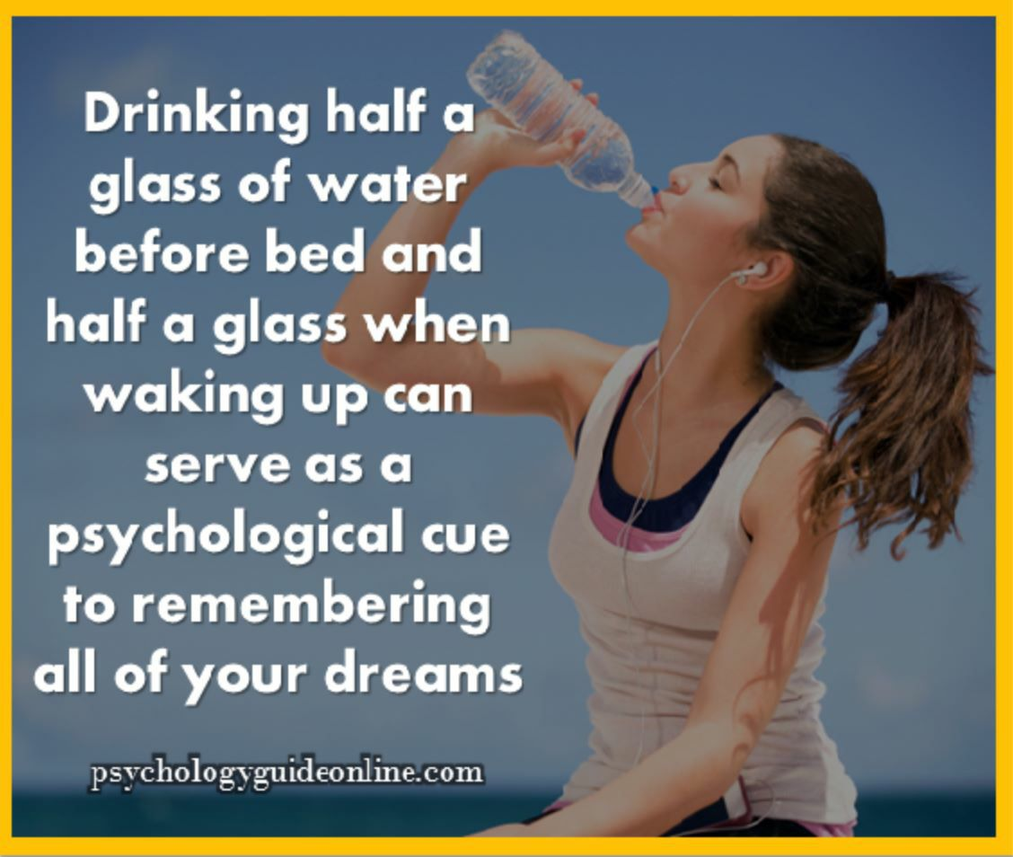 Pin by vero veronica on healthy tips water before bed