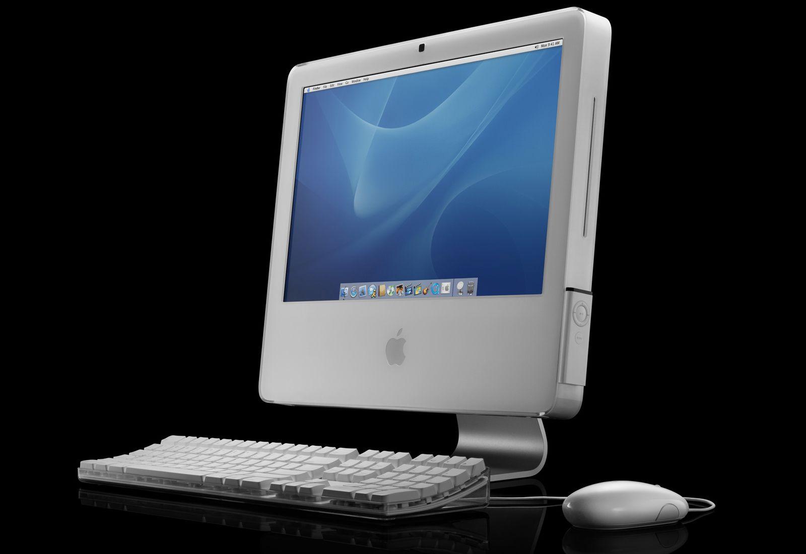iMac G5, 2005