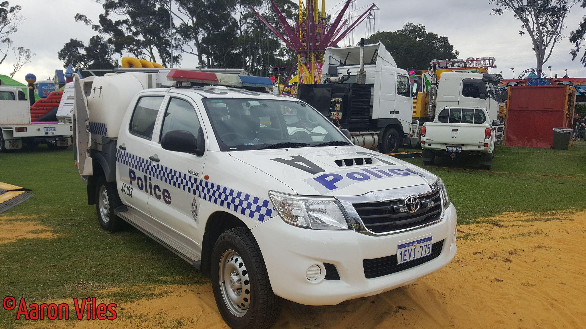 Western Australia Police Wa Police Vehicles Pinterest Police