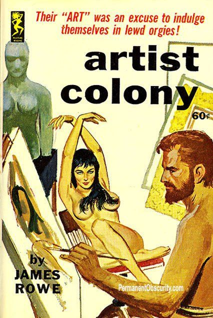 Image result for james rowe artist colony