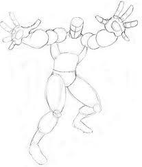 Como Dibujar A Iron Man Buscar Con Google Como Dibujar Dibujos Dibujar Comic