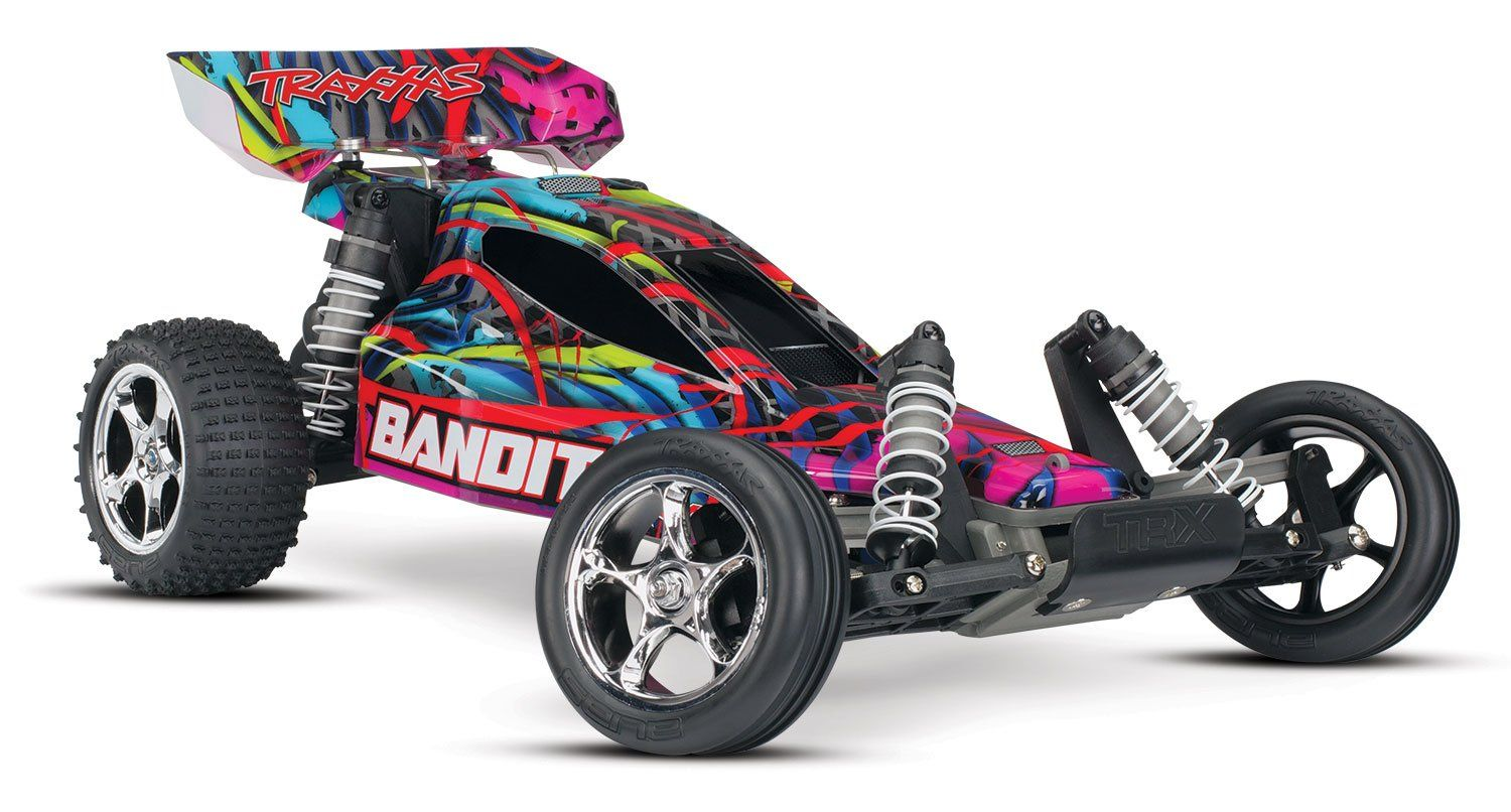 Traxxas Bandit 1/10 Scale OffRoad Buggy
