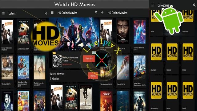 HD Online Movies Watch & Trailer APK For Android Device
